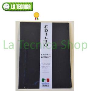 MORGANTINA EDILIO 18.5 x 18.5 blocco cucito in carta avorio riciclata  100gr