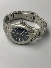 Tag Heuer SS Link with Date Ref # WJ1112-0 - 200 Meters Men's Watch Blue Dial