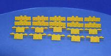 LEGO 20 x Platte 1x4 1x2 Winkelplatte gelb yellow angled plate 2436 6076799