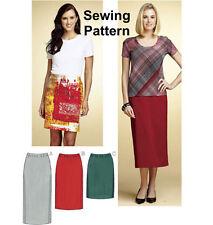 Kwik Sew K3765 Kwik Start Learn to SewPattern Misses Skirts XS-XL BN