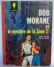 """EO  BOB MORANE et le mystère de la zone """"Z"""" 1964 par Henri Vernes / mystere 80 €"""