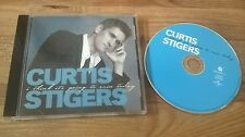 CD Jazz Curtis Stigers -  I Think It's Going To Rain +Bonus Tr (12 Song) CONCORD