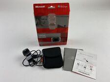 MICROSOFT LIFECAM HD-6000 For NOTEBOOKS Web Cam Model#1424 BLACK