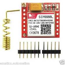 SIM800L GPRS GSM Module MicroSIM card TTL Serial Port SIMCOM - HBK0004