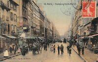 PARIS - Faubourg Saint-Martin