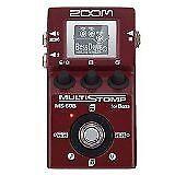 Zoom Ms-60b Pedale Multieffetto per basso