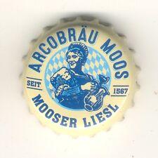 ** Capsules-Arcobräu mousse-Mooser Liesl ** Bottle Caps