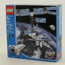 LEGO Discovery - International Space Station - Set #7467 (Complete Sealed) 162pc