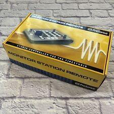 PreSonus MSR Monitor Station Remote for FireStudio M-S-R Controller U122279
