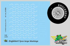 [FFSMC Productions] 1/43 Decals Englebert markings for tyres (large size)