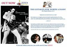 Elvis Presley - The Guitar Player Worth a Damn - VENUS release Book/2CD/DVD RARE