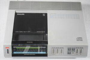 Seltenes Angeboten Sammlerstück: Philips zweite CD-Spieler CD101!! Technisch Top