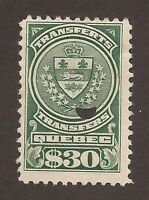 CANADA REVENUE QST18 USED