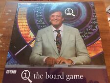 Q.I. THE BOARD GAME BASED ON THE TV SHOW Brand new and Unopened
