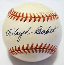 Floyd Baker d.04 PSA/DNA Twins Scout St. Louis Browns Signed Baseball