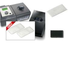 8 Respironics M-Series or Respironics System One  - BONUS 2 FOAM CPAP Filters