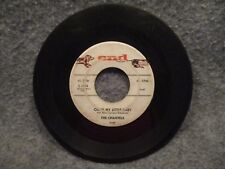 """45 RPM 7"""" Record The Chantels Maybe & Come My Little Baby End Records E-1005"""