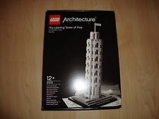 Lego Architecture 21015 The Leaning Tower of Pisa - NEW
