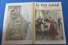 Le petit journal 1898 422 une invasion de hongrois à carcasonne