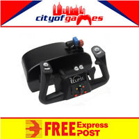 CH Products Eclipse Flight Sim Yoke USB For PC & Mac Free Express Post
