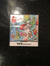 Yoshi's Island Nintendo DS Brand New Factory Sealed