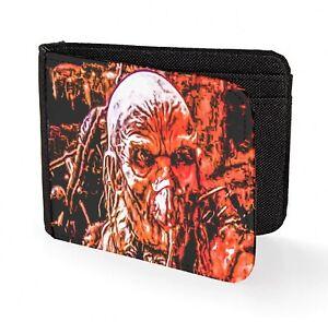 dr satan wallet credit card classic art print horror cult film house 1000 doctor