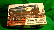 Airfix Railway 00 Kits. R1. Esso Tank Kit. Complete in box with decals.