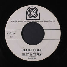 BRET & TERRY: Beatle Fever / The Beatle Hop 45 Rock & Pop