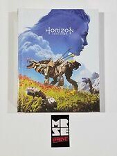 Horizon Zero Dawn  - Collector Edition Guide Future Press Hardcover New Sealed