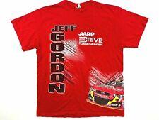 Jeff Gordon #24 Nascar Hendrick Motorsports Double Sided T-shirt - Size XL