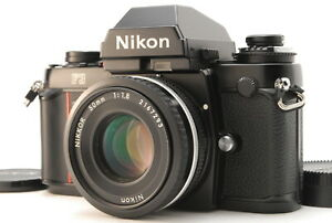 【TOP MINT】Nikon F3 35mm SLR Film Camera AIS 50mm f/1.8 Pancake Lens From JAPAN