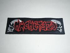 MACHETAZO EMBROIDERED PATCH