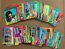 Lot of 140 Topps 1975 Baseball Cards - VGEX and VG
