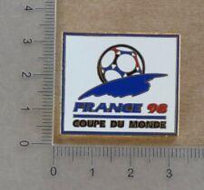 PIN'S COUPE DU MONDE DE FOOTBALL FRANCE 98 FIFA 1998