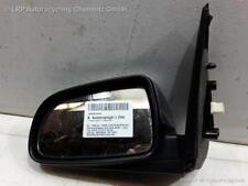 Chevrolet Aveo Stufenheck T250 BJ 2008 Außenspiegel links elektrisch Spiegel Sil