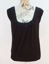 Country Road Black Top Size Small 10-14