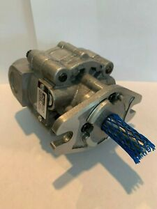 "NEW PARKER MGG MOTORS .580 CID  2 BOLT SAE #10 REAR PORTS 5,000 RPM  9/16"" Shaft"