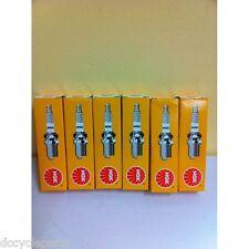 NGK DPR7EA-9  SPARK PLUGS  PACK OF 6 GL1500 GOLDWING 1988-2000