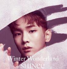 SHINee CD WINTER WONDERLAND KEY ver. Fan club limited ver. JAPAN KPOP F/S