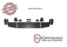 JCR Offroad DIY Front Bumper - Bare Metal - fits 1984-2001 Jeep Cherokee XJ