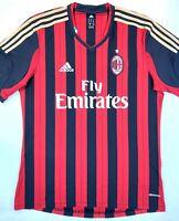 AC milan L.Adriano 9 Football Shirt Name/Number Set Kit Home Serie ...