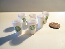 Dolls HOUSE miniatura tazza di caffe'