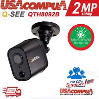 Q-See QTH8092B PIR 1080P ANALOG HD BULLET CAMERA 1080p 2 megapixel