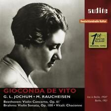 De Vito, Gioconda-The Rías Recordings-Berlin 1951/54 - CD