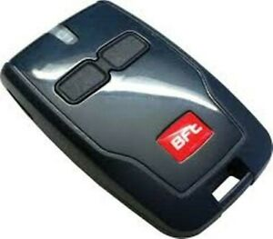 BFT MITTO 2 RCB2 BFT Gate Remote - 433MHz 2 button Fob - UK