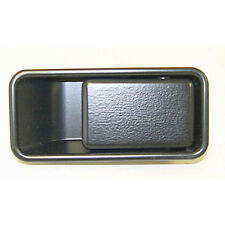 Jeep -TJ Right Door Handle Exterior - Black with Half Doors - 55176548