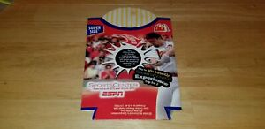 Vintage Mark McGwire St Louis Cards McDonald's Super Size French Fry Holder 1999