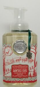 Michel Design Works Foaming Shea Butter Hand Soap SANTA'S EVE, 17.8 oz.