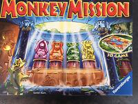 Ravensburger Monkey Mission Game - Preowned - EXTRA MONKEYS