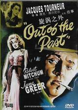 Out of the Past 1947 DVD Robert Mitchum Jane Greer Jacques Tourneur R0 NEW